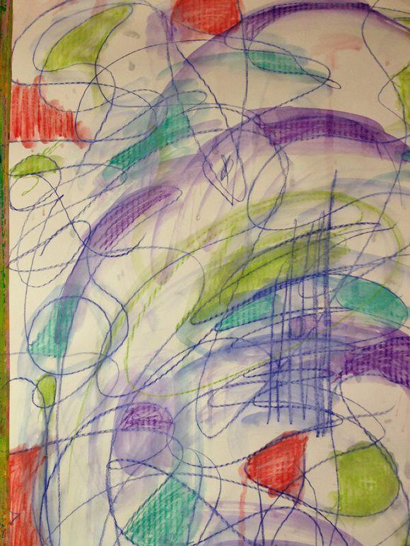 Express Your Feelings Through Art