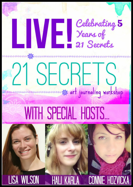 21 SECRETS LIVE Hosts