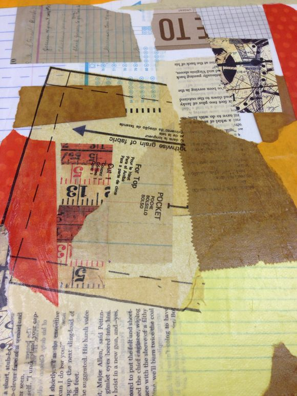 The Joy of Collage with Lynn Whipple