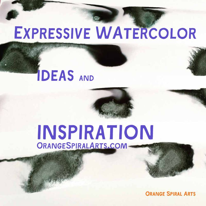 OrangeSpiralArts-ExpressiveWatercolor