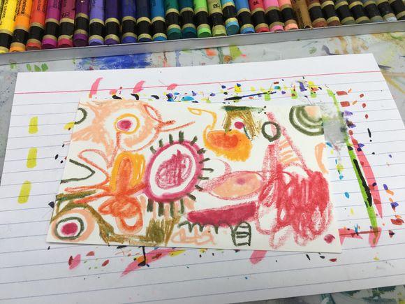 Caran D'Ache Neocolor II Artist Crayons with Water