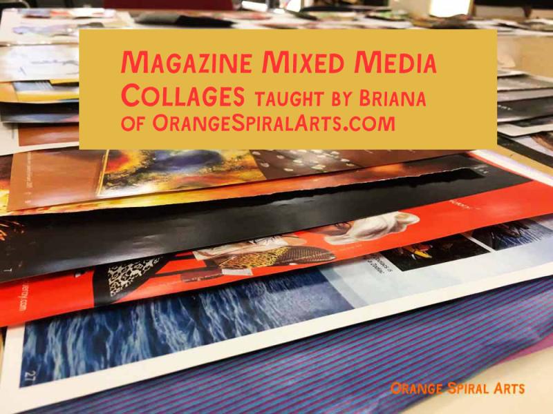 OrangeSpiralArts-MagazineMixedMediaCollagesblogpost
