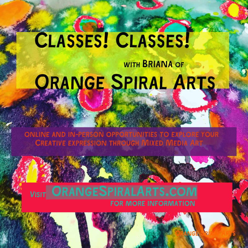OrangeSpiralArts-Classes