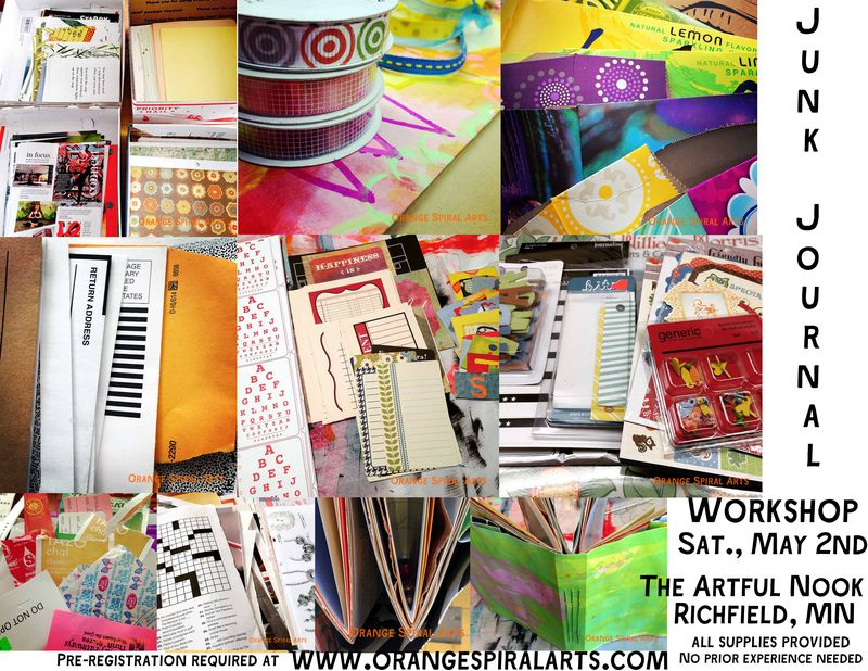 JunkJournalWorkshopCollage
