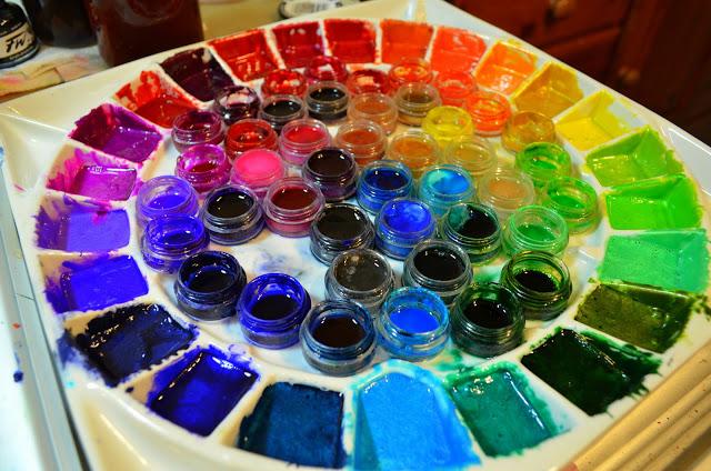 OSABlog-WatercolorWednesdayWeek7-TwinklingH2O-DionDior