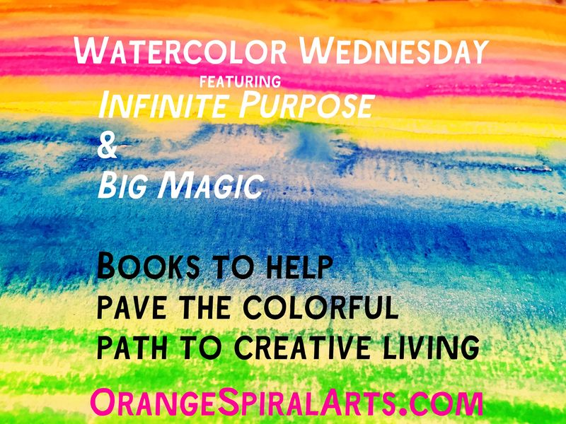 WatercolorWednesdayWeek10-ColorfulPurpose