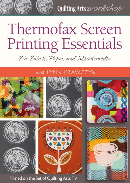 ThermofaxScreenPrintingEssentialsDVD