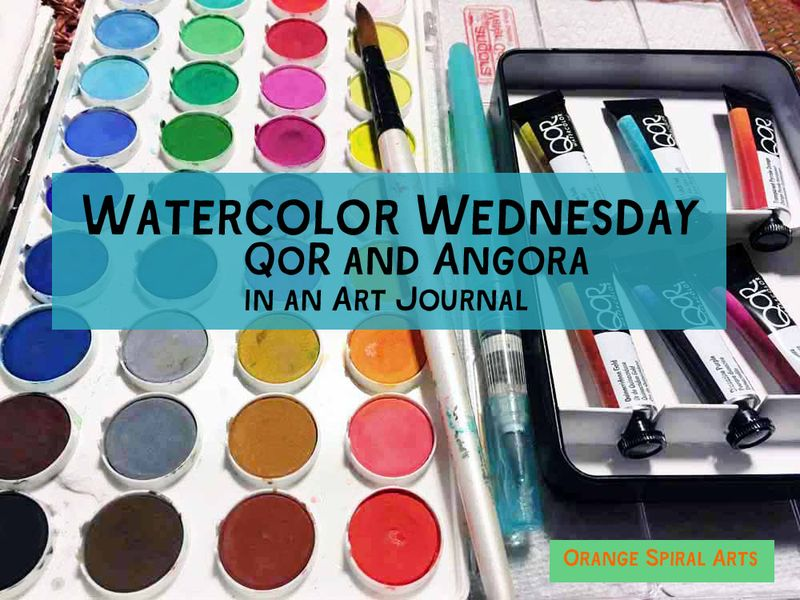 OrangeSpiralArts-WatercolorWednesdayWeek28
