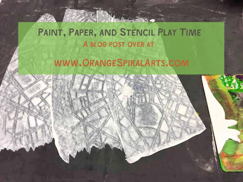OSA-PaintPaperandStencilPlay