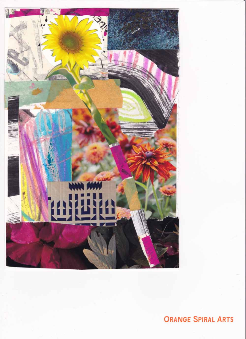 TallSunflower-CollagebyBriana2018